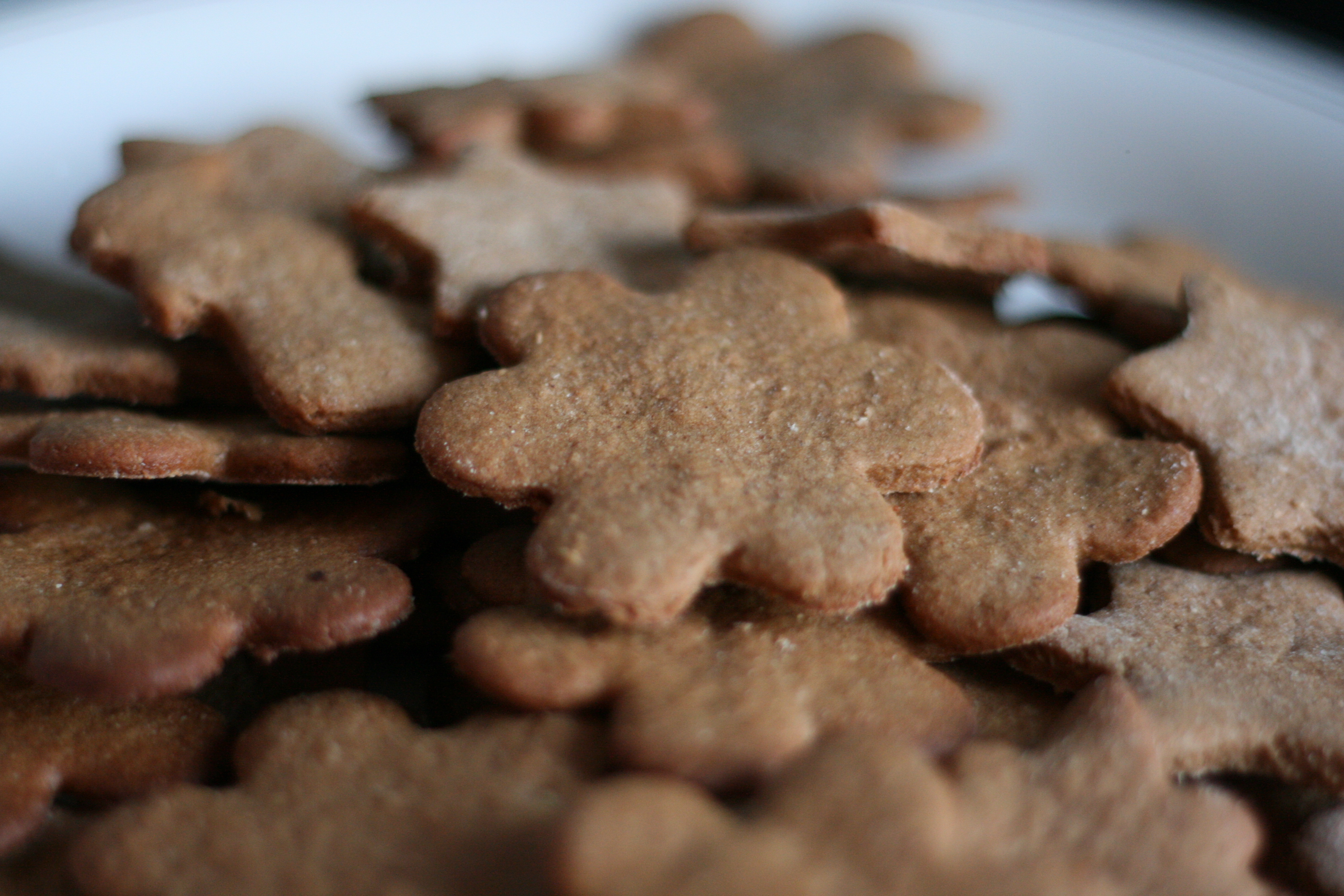 Finnish Gingerbread Cookies Um Limao Meio Limao