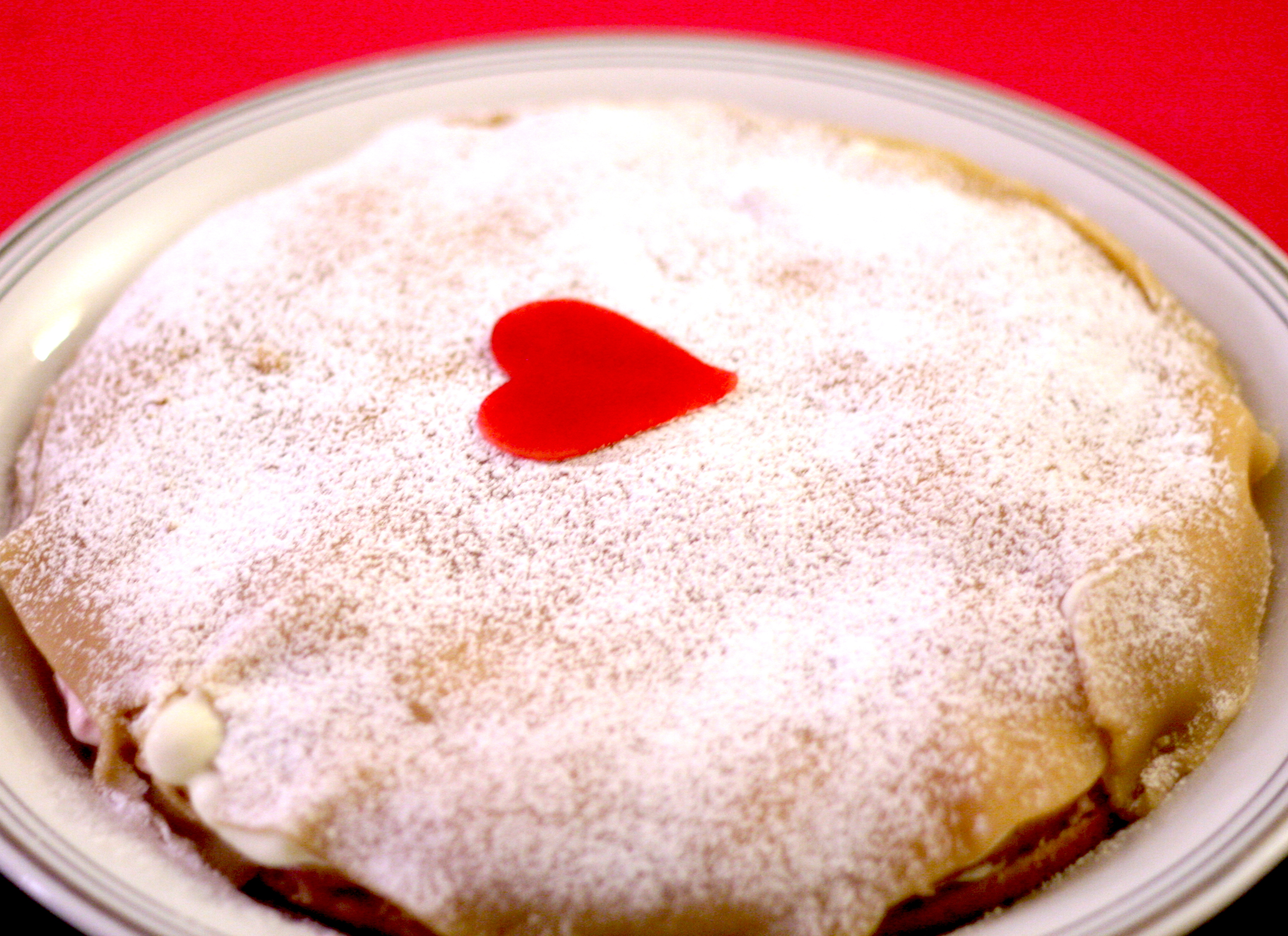 Easy Cake Decorating Ideas Princess With A Heart